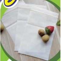 Quality Compostable biodegradable eco friendly organic waterproof  invisible flower seeding bag/ seeds bag for sale