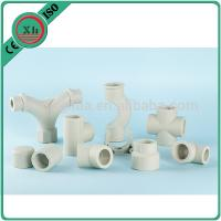 Quality Equal Shape Water Filter Pipe Fittings , 90 Degree Elbow Pipe Welding Connection for sale