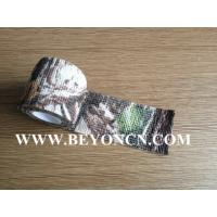 Quality Forest Pattern Self - Adhesive Cohesive Flexible Bandage For Hunting Or Outdoor Sports for sale