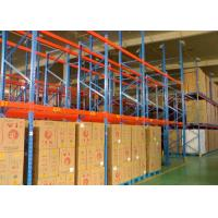China Factory Storage Metal Rack / Pallet Warehouse Racking With Loading Duty 200kgs - 6000kgs on sale