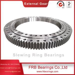 China 91.40.2240/2-07600 slewing bearing IMO slewing ring bearing industrial  lazy susan bearings kaydon slewing bearing on sale