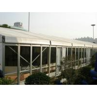 China Anti Rust Clear Span Tent Alloy 6061T6 , Large Tents For Outdoor Events for sale