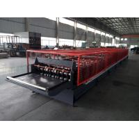 High quality roof and wall panel roll former machine, roof and wall panel roll
