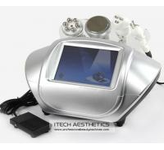 Quality RU+6 Ultrasonic RF Cavitation Machine , 4 Handles Body Fat Removal Machine for sale