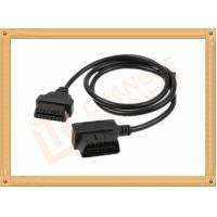 Quality Male To Female OBD Extension Cable Custom For Automotive CK-MF16D01L for sale