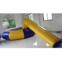 Quality Inflatable Water Trampoline Combo For Waterpark for sale