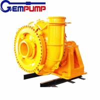 Quality 4 inch centrifugal sand dredging gravel pump for river and sea water pumping for sale