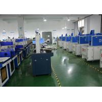 Quality Air - Cooling Laser Engraver Machine 7000 mm / s Metal Laser Marking Machine for sale