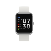 Quality Health Reminder 170mAh UN38.3 Fitness Tracker Smartwatch TELEC for sale