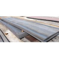 China high quality standard hot rolled resistant steel plate sizes on sale