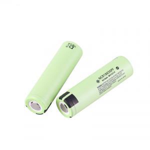 Quality Panasonic 3.7V 2900mAh 18650 Lithium Battery for sale