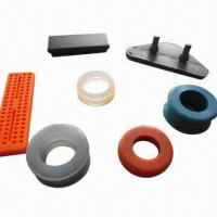 Quality Silicone Grommet/Silicone Rubber Moulding Parts, OEM for sale