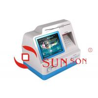 Buy Payment Indoor Portable Desktop Kiosk With PCI 3.0 EPP Swipe Card Reader / Receipt Printer at wholesale prices