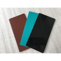 Colorful Metal Sandwich Panels For Aluminium Wall Cladding Systems