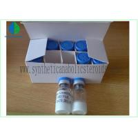 China PT-141 10mg Anti Aging Human Growth Hormone Releasing Peptides Freeze Dried Powder on sale