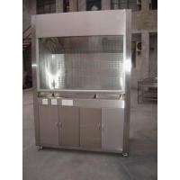 China Stainless steel lab stink cupboard equipment for labstink cupboard equipment in college on sale