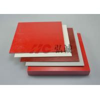 Quality Colorful GPO3 Fiberglass Sheet , Polyester Sheet Excellent Mechanical Strength for sale