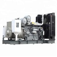 Quality Continuous Use Diesel Generator , 400KVA Diesel Powered Electric Generator for sale
