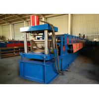 Buy Automatic Cutting C Profile Channel Purlin Roll Forming Machine Roofing Truss at wholesale prices