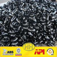 Quality LR 90 carbon steel A234 20th elbow pipe fittings STD for sale