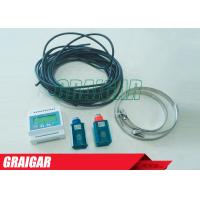 Buy High Precision Ultrasonic Flowmeter / Calorimeter TDS-100M with Clamp-on Transducers at wholesale prices