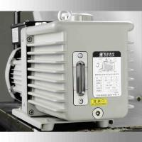 Buy BSV24 Oil Lubricated 2 Stage Rotary Vane Vacuum Pump, 6 L/s Industrial Vacuum Pumps at wholesale prices