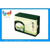 Buy cheap Custom Printed Kraft Paper Boxes With Lids , Round Foil Stamping Crafts from wholesalers