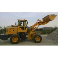 Buy cheap Heavy equipment China front end wheel loader for sale with wood log skidder from wholesalers