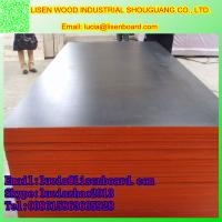China Film faced plywood , shuttering plywood , construction boards on sale