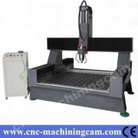 Quality DSP 600mm Z axies ,cnc granite stone engraving machine ZK-1212(1200*1200*600mm) for sale