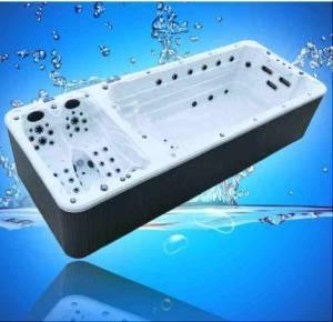 Quality Portable Fiberglass Balboa Energy Smart Swimming Pool SPA (SRP-650) for sale
