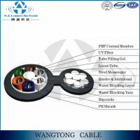 China 8f figure 8 optic fiber cable self-supporting fiber optical cable gyxtc8s on sale