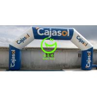 Quality Popular  Inflatable arch rental made by PVC Tarpaulin   GTAR-1608 for sale