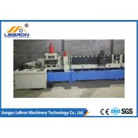Quality Pre Punching Cable Tray Manufacturing Machine Durable For Galvanized Steel Coil for sale