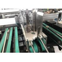Quality Tissue Box Window Sticker Pasting Machine Max Sheet Size 900*500mm LC-900TC for sale