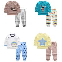 Buy cheap Animal Patterns Long Sleeve Kids Clothing Sets , Toddler Boy Clothing Sets from wholesalers