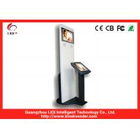 China Smart Double Side Wall Mounted Kiosk Information For Digital Signature on sale