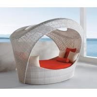 Quality 2014 China Outdoor beach rattan daybed furniture for sale