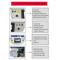 bga reapir machine bga reballing machine bga rework station