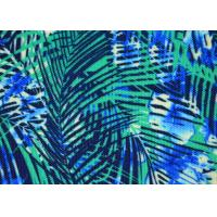 Quality Customized Pattern 100 Polyester Fabric Non Harmful Dust And Waste Created for sale