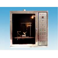 Quality Flammability Test Equipment for Needle Flame Test Stainless Steel Housing for sale