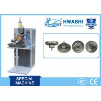 China Capillary Thermostat Seam Welding Machine , Electric Heater Parts Roll Welder on sale