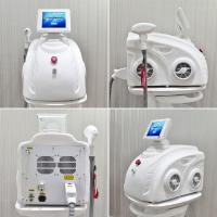 Quality 808nm Diode Laser Hair Removal Machine with cold laser , Medical Laser Equipment for sale