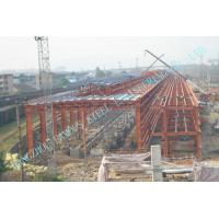 Buy Long-Span PEB Industry Steel Building Inspected By SKM, BV Third Party Test at wholesale prices