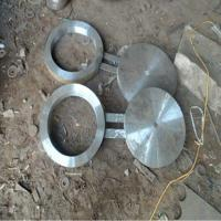 Stainless Steel Forgings Flanges And Fittings Spectacle Blind Flange For Petroleum