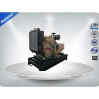 Buy cheap In Line Four - Cylinder 3 Phase Diesel Generator Set Excellent After Sales from wholesalers