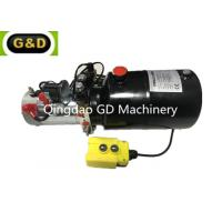 Single Acting Customized Mounting style Hydraulic Power Unit Used for Load Leveling Ramps for sale