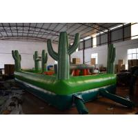 Quality Small Wild West Inflatable Sport Games / Inflatable Obstacle Course For Kids Under 5 Years for sale