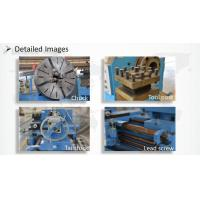 Best quality heavy duty conventional lathe from china