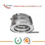 Quality 0.3*12mm Nicr8020  Nicr Alloy Nichrome Nickel Chromium Alloy Ribbon Strip for sale